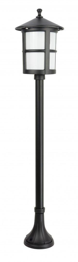 SU-MA CORDOBA II K 5002/2/TD lampa stojąca czarna E27 IP23 101cm