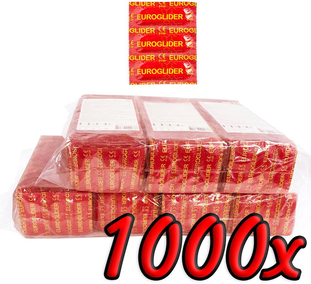 Euroglider Condoms 1000 pack