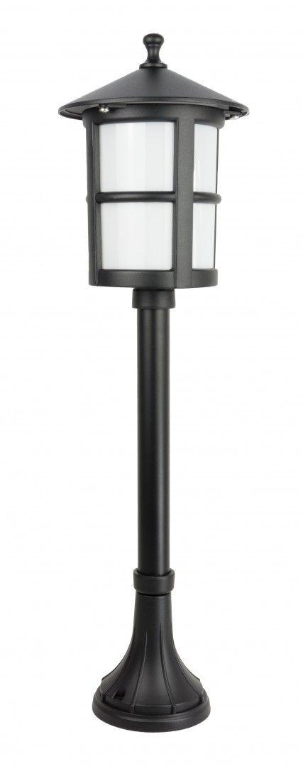SU-MA CORDOBA II K 5002/3/TD lampa stojąca czarna E27 IP23 71cm