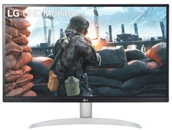 LG Electronics Monitor 27UP600-W 27 cali UHD IPS VESA DisplayHDR 400