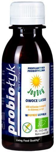 Napój probiotyczny OWOCE LASU BIO 125 ml Joy Day