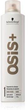 Schwarzkopf Professional Osis+ Boho Rebel odświeżający suchy szampon dla ciemnych włosów 300 ml
