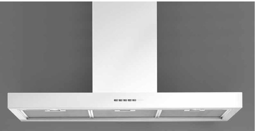 Okap przyścienny FALMEC PLANE 90 WHITE - Największy wybór - 28 dni na zwrot - Pomoc: +48 13 49 27 557