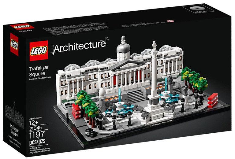 LEGO Architecture - Trafalgar Square 21045