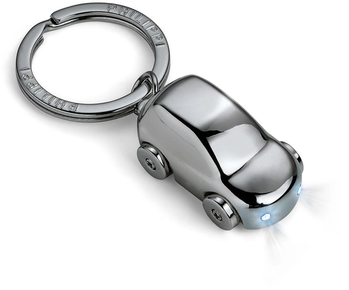 Brelok do kluczy Cruiser Led (czarny) Philippi