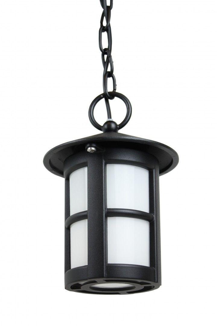 SU-MA CORDOBA K 1018/1/T lampa wisząca czarna E27 IP43