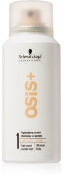 Schwarzkopf Professional Osis+ Boho Rebel odświeżający suchy szampon do włosów blond 100 ml
