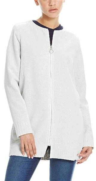 sweter BENCH - Cardigan Bonded Off White (CR003)