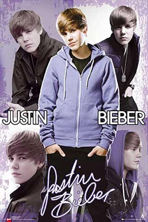 empireposter - Bieber, Justin - kolaż - rozmiar (cm), ok. 61x91,5 - plakat, nowy -