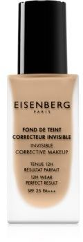 Eisenberg Le Maquillage Fond De Teint Correcteur Invisible make-up naturalny wygląd SPF 25 odcień 03 Natural Doré / Natural Golden 30 ml