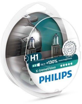 Żarówka, reflektor dalekosiężny PHILIPS 12258XV+S2