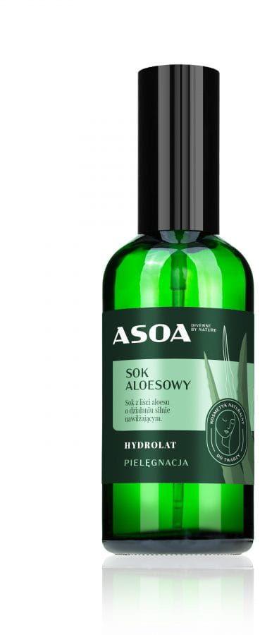 Asoa Sok Aloesowy, 100 ml