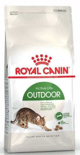 Royal Canin Outdoor 400 g Cat