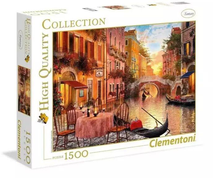 Puzzle 1500 HQ Venezia 2 - Clementoni