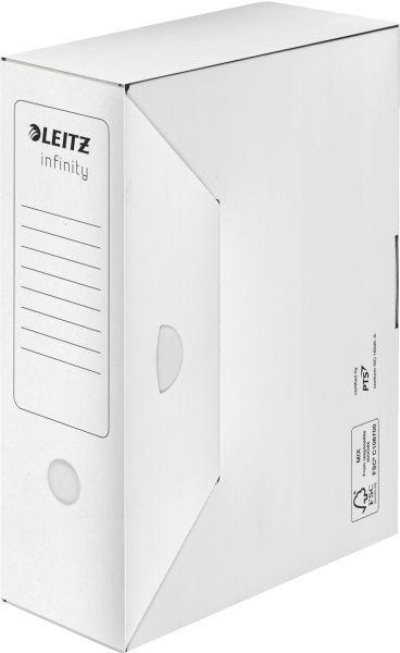 Pudło do archiwizacji LEITZ INFINITY STANDARD 100 mm ekologiczne - X06141