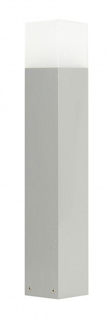 SU-MA Cube CB-580 AL lampa stojąca srebrna E27 IP44 58cm