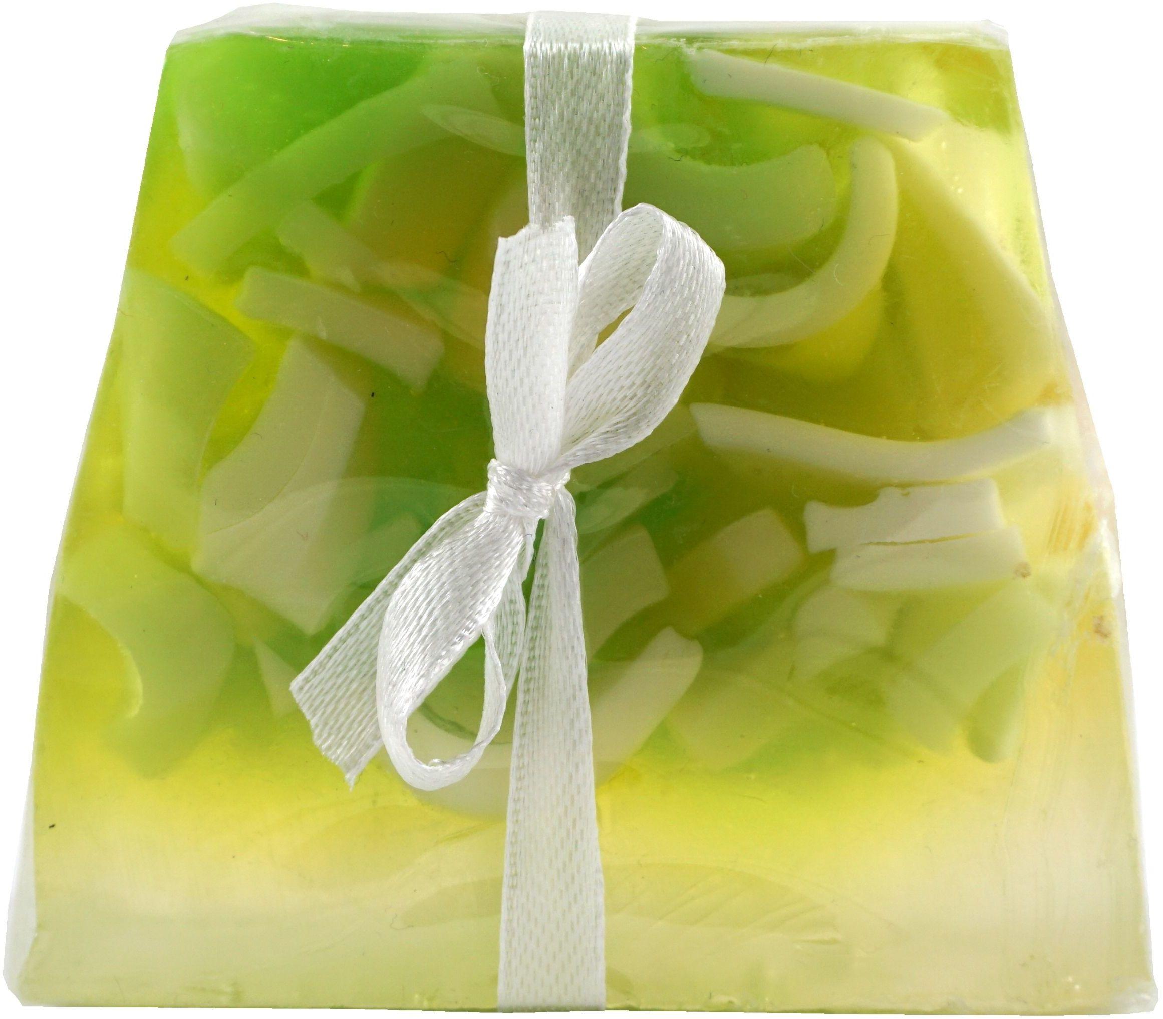 Mydło Glicerynowe - Zielona Herbata - 100g - Lavea