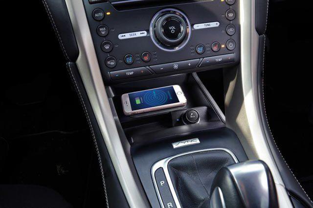 ładowarka bezprzewodowa / indukcyjna do telefonu Mondeo Mk Mk5 - OE