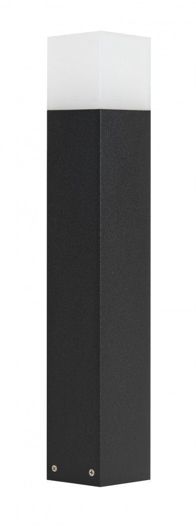 SU-MA Cube CB-580 BL lampa stojąca czarna E27 IP44 58cm