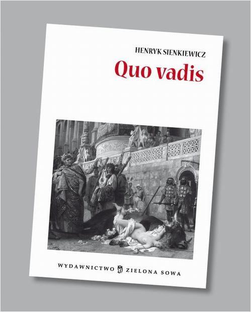 Quo Vadis audio lektura - Henryk Sienkiewicz - audiobook