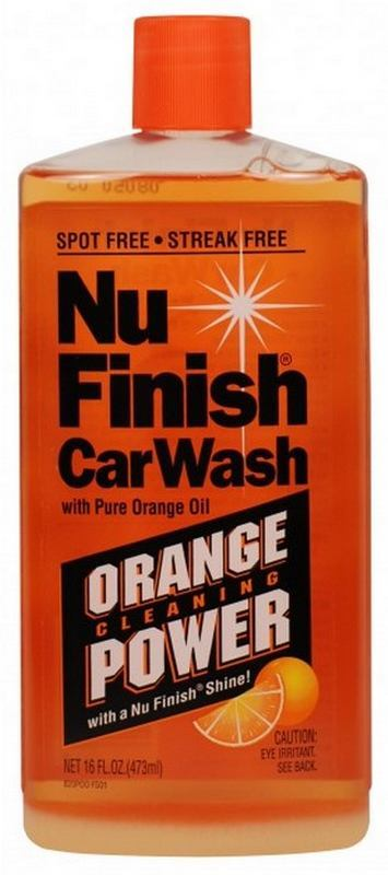 Nu Finish - CAR WASH poj. 473 ml