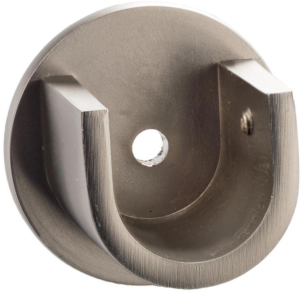 Wspornik do karnisza 19 mm międzyścienny chrom mat INSPIRE