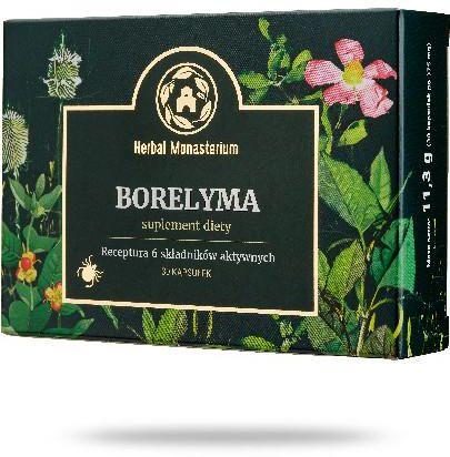 Herbal Monasterium Borelyma 30 kapsułek