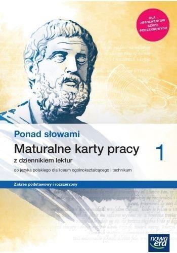 J. Polski LO 1 Ponad słowami KP ZPiR Matura 2019