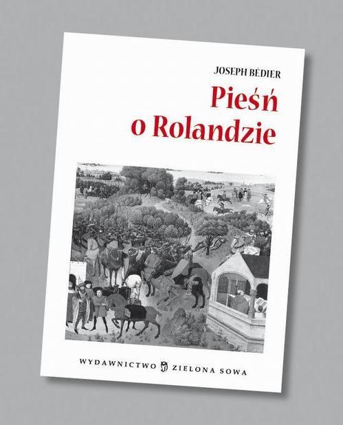 Pieśń o Rolandzie audio lektura - Turold - audiobook