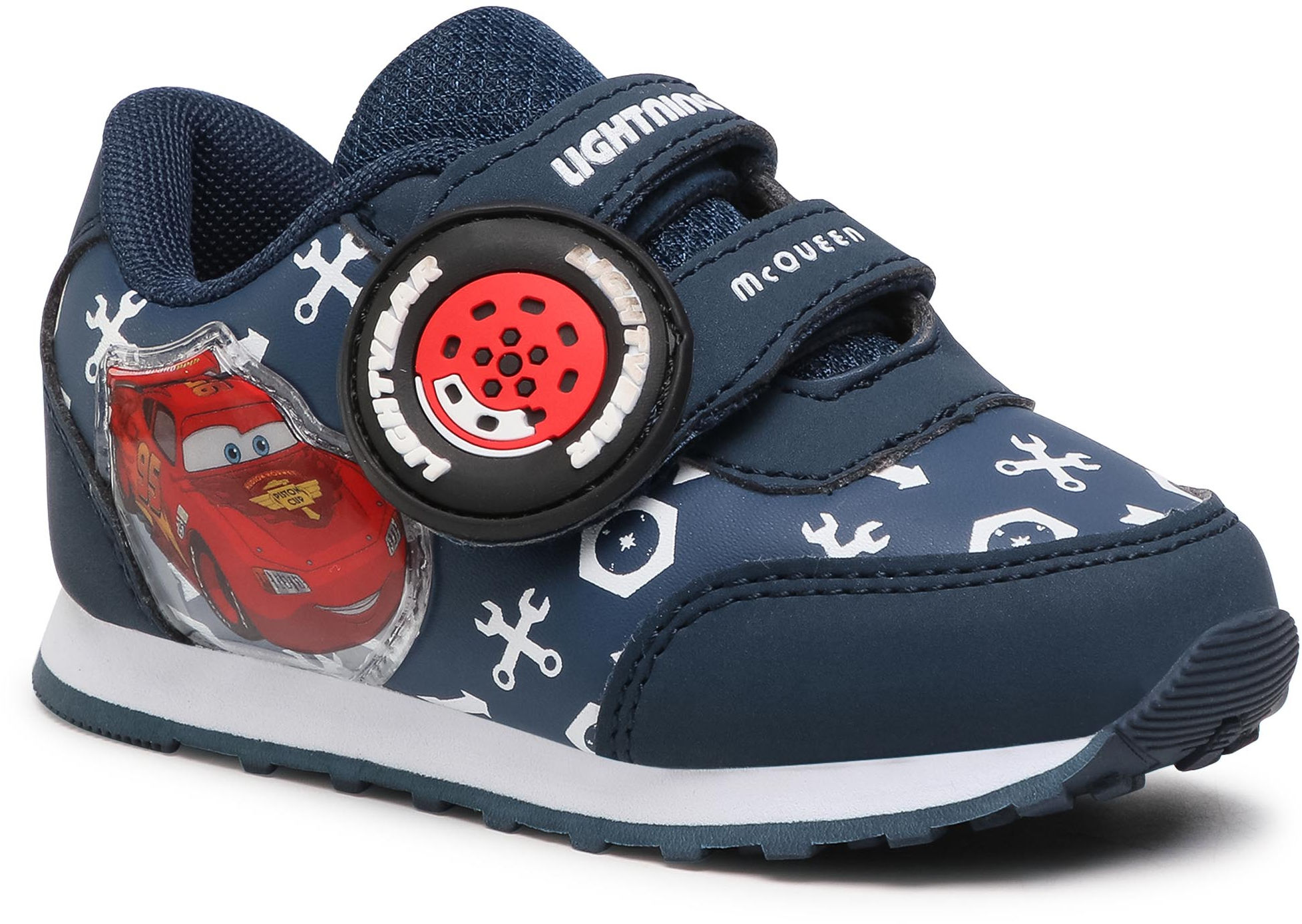 Sneakersy CARS - CP23-5780-3DCARS Navy