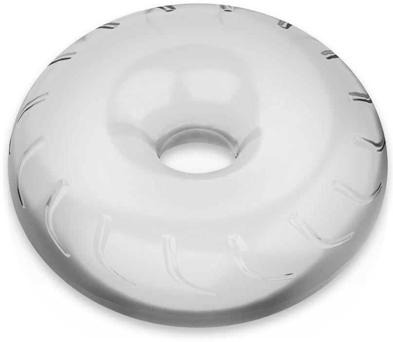 PoweRing Super Flexible Resistant Ring 5cm PR08 Clear