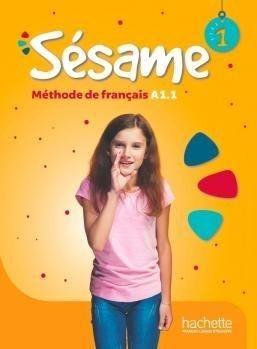 Sesame 1 podręcznik + online ZAKŁADKA DO KSIĄŻEK GRATIS DO KAŻDEGO ZAMÓWIENIA