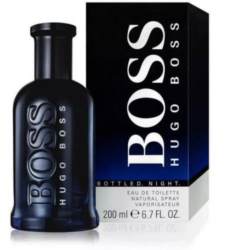 Hugo Boss Bottled Night M. edt 200 ml