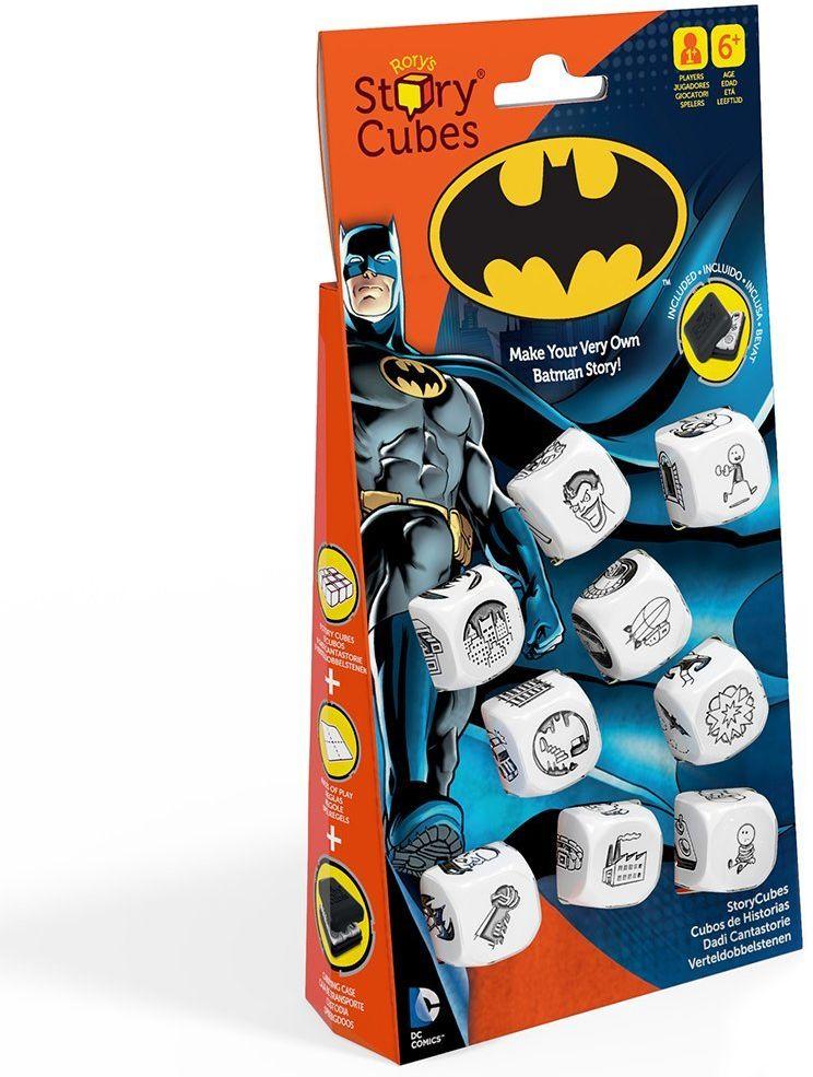 Creativity Hub Rory''s Story Cubes: DC Comics Batman zestaw do gry w kostkę