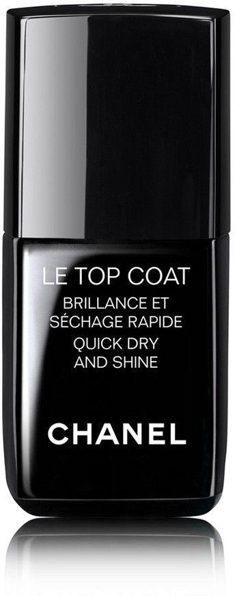 Chanel Le Top Coat ochronny preparat nawierzchniowy nadający połysk 13 ml