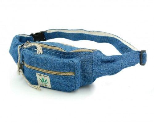 Saszetka na pas / nerka / biodrówka Blue