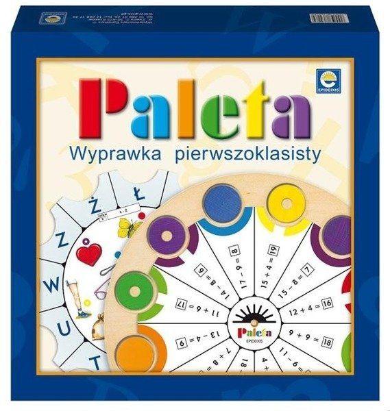 Paleta. Wyprawka pierwszoklasisty - EPIDEIXIS