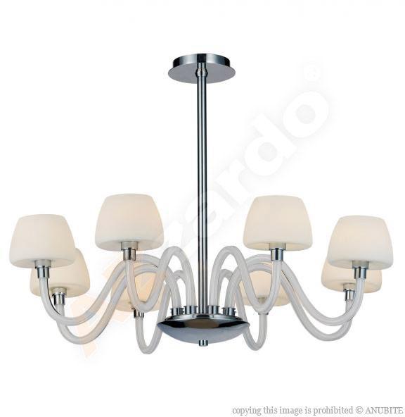 Lampa wisząca GLORIA 8 AZ0176 - Azzardo - Zapytaj o kupon rabatowy lub LEDY gratis