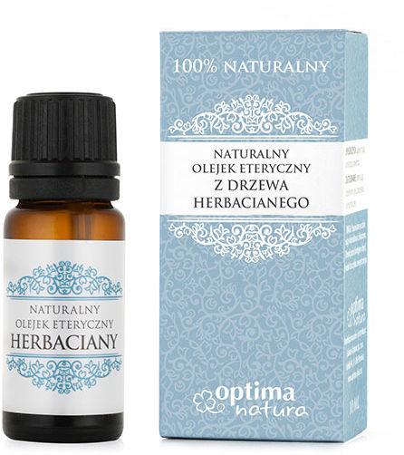 Olejek eteryczny z drzewa herbacianego Naturalny, 10 ml