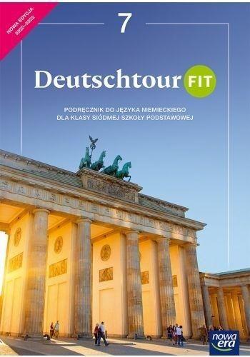 Język niemiecki meine deutschtour podręcznik dla klasy 7 szkoły podstawowej 71652 1096/1/2020 ZAKŁADKA DO KSIĄŻEK GRATIS DO KAŻDEGO ZAMÓWIENIA