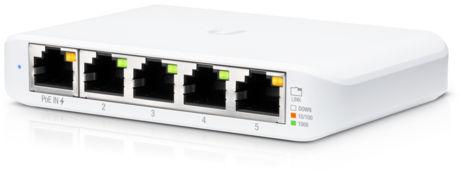 Ubiquiti Networks UniFi USW Flex Mini Zarządzany Gigabit Ethernet