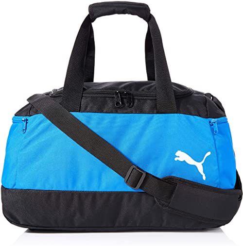 PUMA Uniseks Pro Training II Small Bag Mała Torba Treningowa, Niebieski Royal Blue-Puma Black, 74896 03