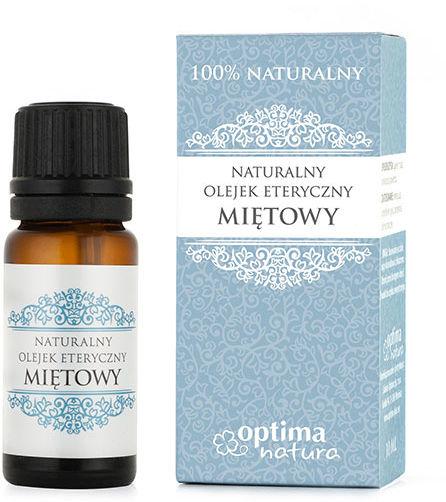 Miętowy olejek eteryczny Naturalny, 10 ml