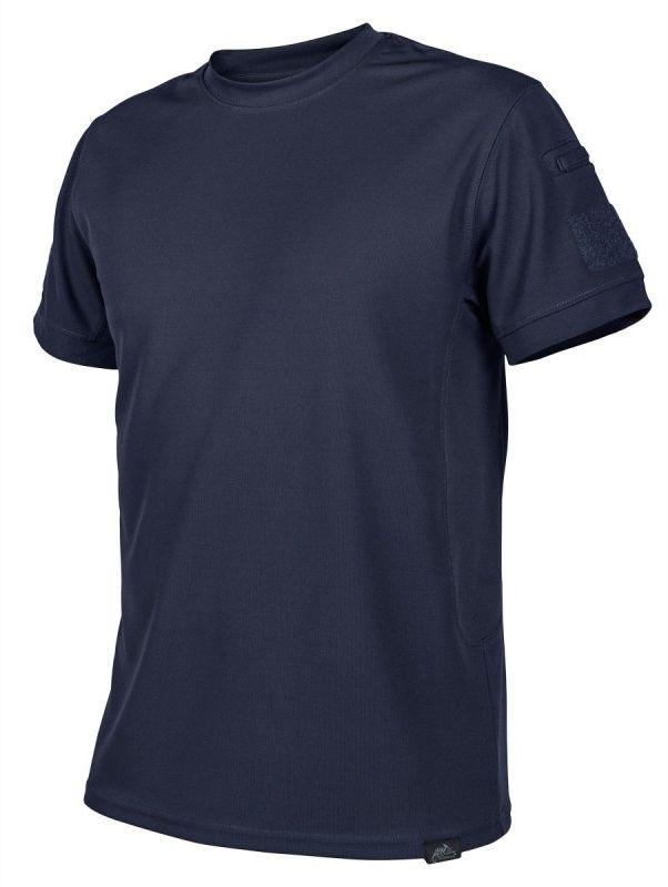 Koszulka termoaktywna Tactical T-shirt Helikon TopCool Navy Blue (TS-TTS-TC-37)