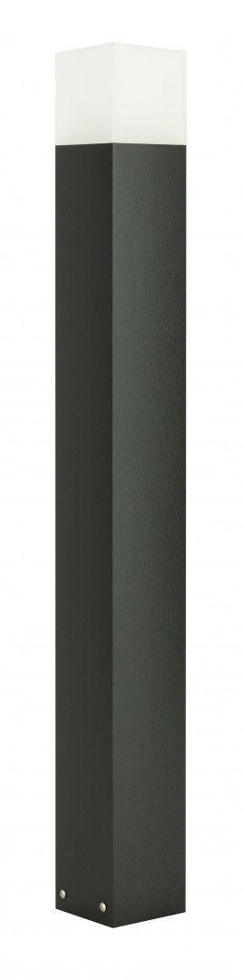 SU-MA Cube Max CB-MAX 1000 BL lampa stojąca czarna E27 IP44 100cm
