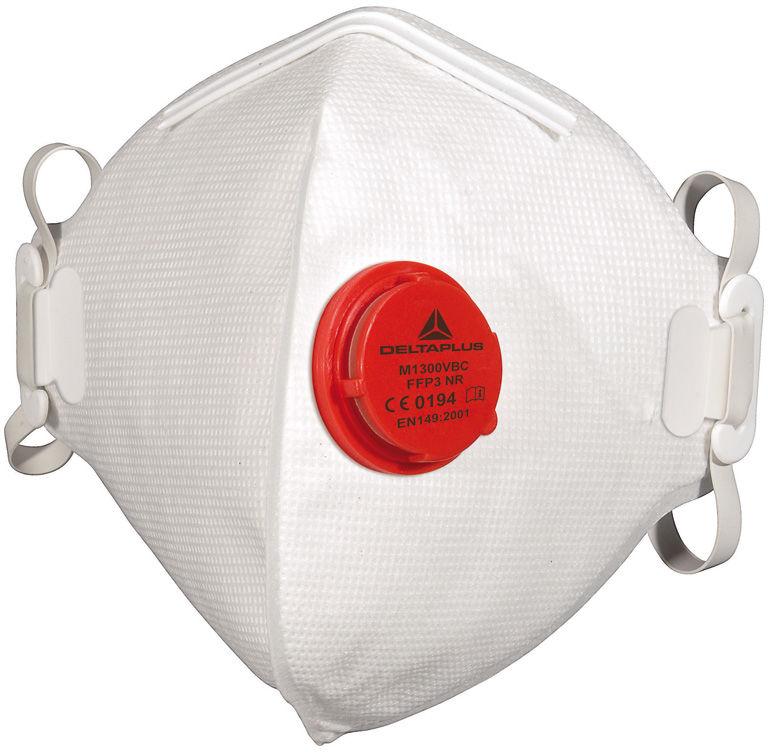 Półmaska maska P3 przeciwpyłowa M1300VB - 10 szt