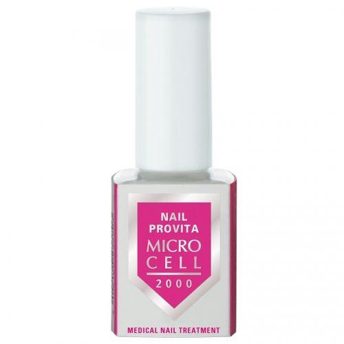 Micro Cell 2000 Nail Provita - Odżywka na wzmocnienie 11 ml