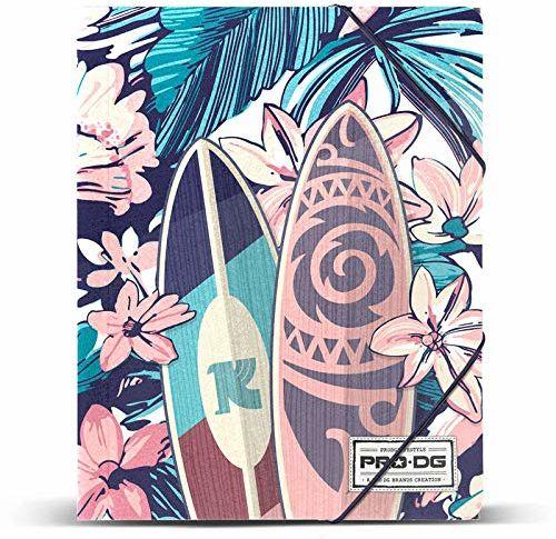 PRODG PRODG Folder Samoa wieszak na torebkę, 32 cm, wielokolorowy (wielokolorowy)