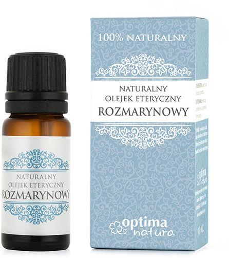 Rozmarynowy olejek eteryczny Naturalny, 10 ml