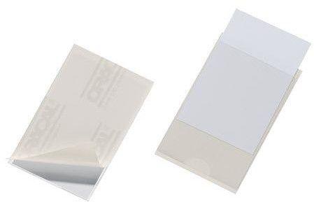 POCKETFIX samoprzylepna kieszonka na wizytówki wym 90x57 mm
